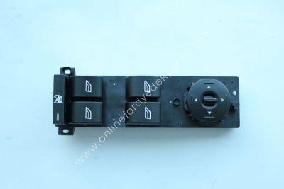 Focus 2004 - 2006 <br> 4 Lü Cam Düğmesi <br> 3M5T 14A132 AG