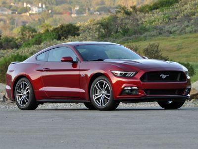 Mustang 2015 / Sonrası <br> Sağ Far - FR3B 13008 BB